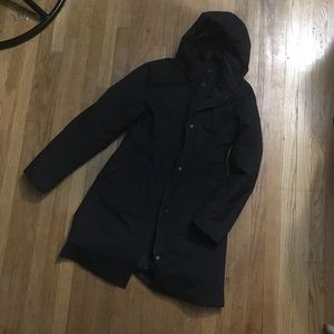 North Face 3 in 1 coat